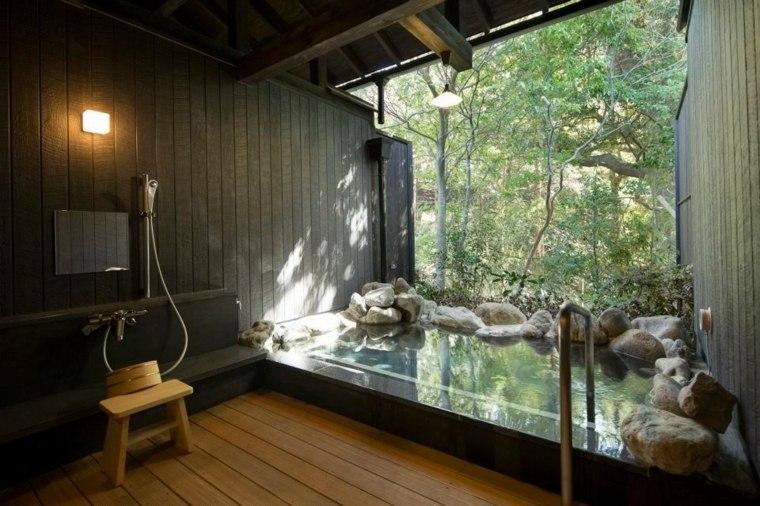 Salle de bains en pierre naturelle pour une ambiance ...