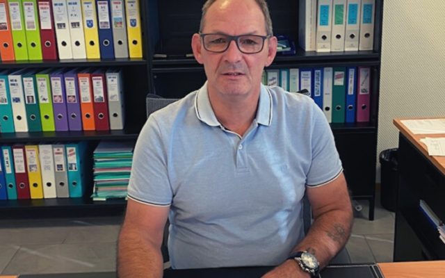 Jean-Luc Thomet - Troger